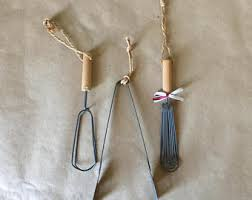 vintage kitchen utensils etsy