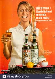 martini rossi dry vermouth a 1960s magazine advertisement advertising martini u0026 rossi