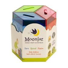 money box classic moonjar moneybox