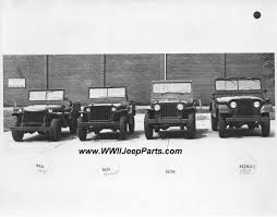 first willys jeep original 1 4 ton 4x4 prototype jeep photos ford gp bantam brc