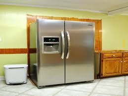 over refrigerator cabinet lowes refrigerator cabinet surround how to build in your fridge with a