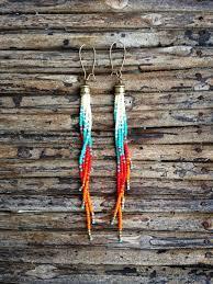 best 25 native american earrings ideas on pinterest beaded