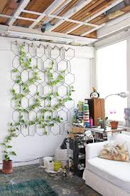 green wall trellis steel anno by fréderic malphettes compagnie