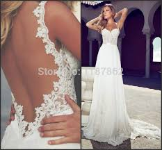 lace backless wedding dress wd 0928 new arrival 2015 lace backless wedding dresses