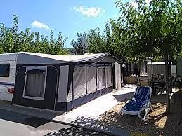Tent Awnings For Sale Hobby Prestige Caravan U0026 Awning For Sale On Camping Villamar