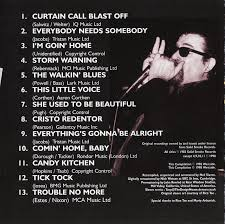 Curtain Call Album Cd Album Charlie Musselwhite And The Dynatones Curtain Call