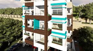 110sqm duplkex for sale in mastita 70sqm roof 20sqm terrace