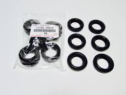 toyota lexus brand new brand new toyota lexus oem spark plug tube seals 6 11193 70010