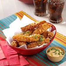 fried chicken strips recipe taste of home
