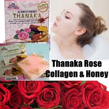 K Collagen qoo10 rm19 dozen k brothers thanaka collagen honey