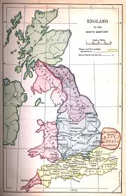 Hastings England Map by Map Of England 11th Century The Slow Pace Of The English