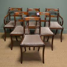 mahogany dining room furniture dining room remodel elegant regency design mahogany double sabre