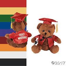 personalized graduation teddy plush graduation bears