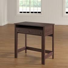roll out computer desk roll out desk wayfair