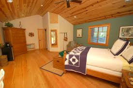 Log Cabin Interior Bedroom Lodge At Whitehawk Ranch Press Photos