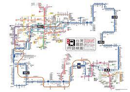 plan cuisine en parall鑞e japanese design firm makes map of entire rail