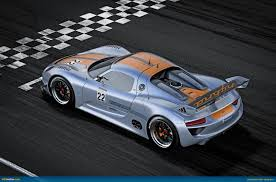 Porsche 918 Torque - ausmotive com detroit 2011 porsche 918 rsr