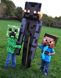 minecraft costume minecraft enderman minecraft steve costume