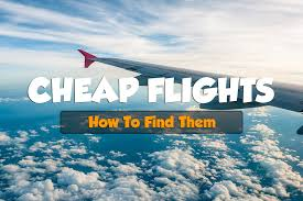 how to find cheap flights airline tickets expert vagabond