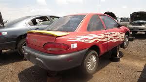 mitsubishi colt 1993 junkyard find 1993 dodge colt coupe