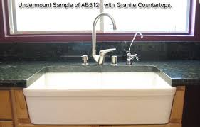 ALFI Brand AB Double Bowl Fireclay  Farmhouse Apron Kitchen - Farmhouse double bowl kitchen sink