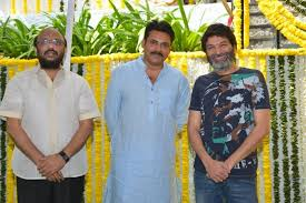 satellite rights of pawan kalyan trivikram srinivas u0027 film sold