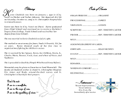 100 church bulletin templates for word 7 best images of