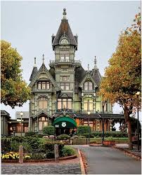 Queen Anne Style Home Queen Anne Style Houses Gothic Life