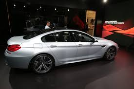 2013 bmw m6 gran coupe naias 2013 bmw s m6 gran coupe to take on the audi rs7