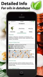 cuisines references info essential oils reference guide to living on the app store