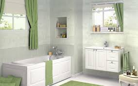beautiful bathroom remodel ideas with twin tone accents combined