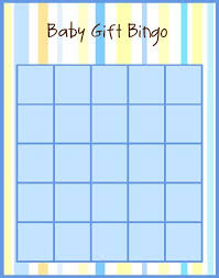 baby shower gift bingo free baby shower bingo at invitations and more