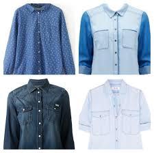 trending denim shirts the illusive femme