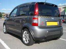 fiat multipla tuning view of fiat panda 1 2 dynamic photos video features and tuning