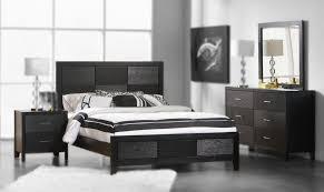 Black King Platform Bed Black King Size Bedroom Sets Premium Full Size Black Metal Loft