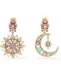percossi papi earrings shop women s percossi papi earrings from 185 lyst