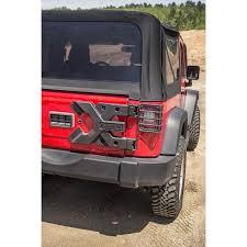 jeep wrangler jk tires rugged ridge 11546 51 spartacus hd tire carrier hinge 07