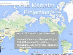 Mercator Map Definition Arctic Web Maps And Polarmap Js Dr Steve Liang And James Badger