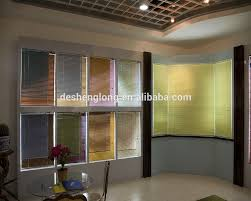 waterproof aluminum roller blinds and curtains waterproof