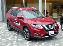 2015 nissan x trail launched nissan x trail wikipedia