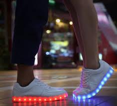 light up sole shoes flexible sole led light super bright led shoes with light up sole