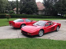 pink chrome ferrari ferrari testarossa for sale hemmings motor news