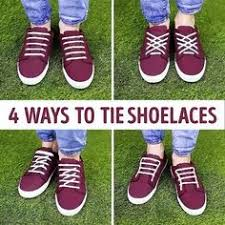 shoelace pattern for vans you can master these five unique shoelace styles thanks to a viral