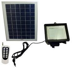 Outdoor Timer With Light Sensor - smd led solar flood light with remote control and timer