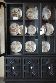 Black China Cabinet Hutch by China Cabinet Makeover Black China Cabinets Chinas And Page U0027