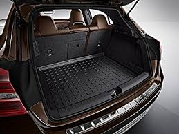 mercedes gla class amazon com genuine mercedes cargo area trunk mat tray 2015
