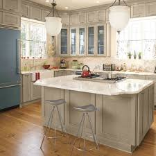 kitchen island different color than cabinets stylish kitchen island ideas southern living
