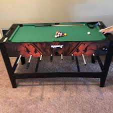hockey foosball table for sale find more 4 in 1 game table miniature pool ping pong air hockey