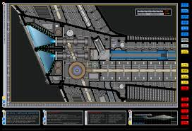 enterprise nx 01 layout impulse rocket detail