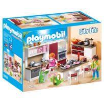 cuisine playmobil 5329 playmobil 5329 cuisine pas cher achat vente playmobil
